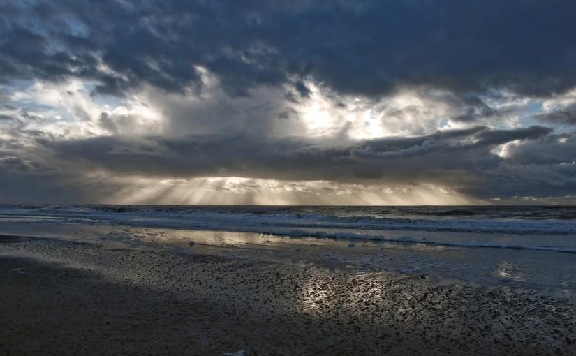 Wolken Wellen Westjütland