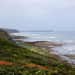 Grüne Atlantikküste Portugals
