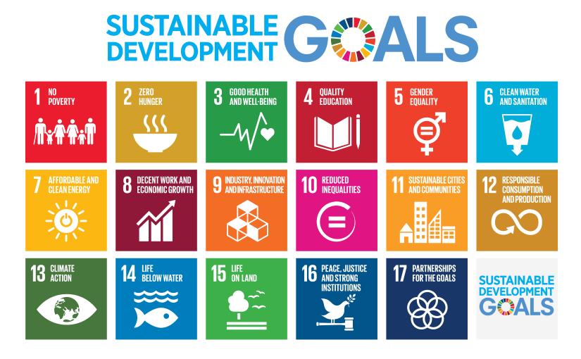 Agenda 2030 und Nachhaltigkeitsziele – was steht drin?