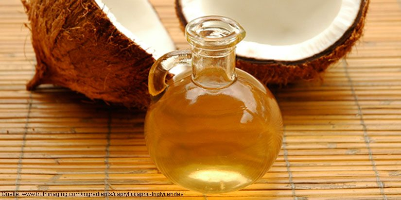 Naturkosmetik – was ist drin? Palmölfreies Neutralöl
