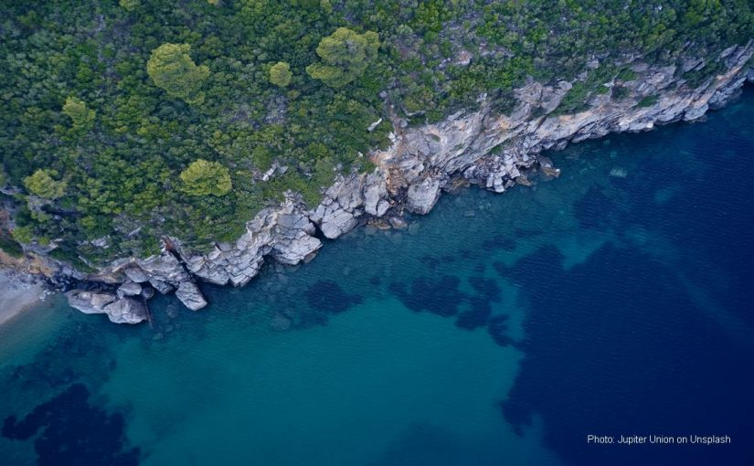 Neues vom Tiessenkai: oceanBASIS und der Carbon Footprint