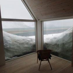 Isländischer Winter