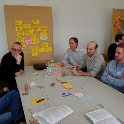 Arbeitsgruppe 1 Modellstandorte