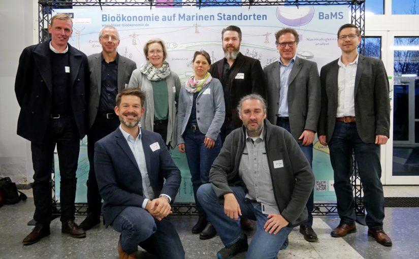 """Innovationsraum """"Bioökonomie auf marinen Standorten (BaMS)"""""""